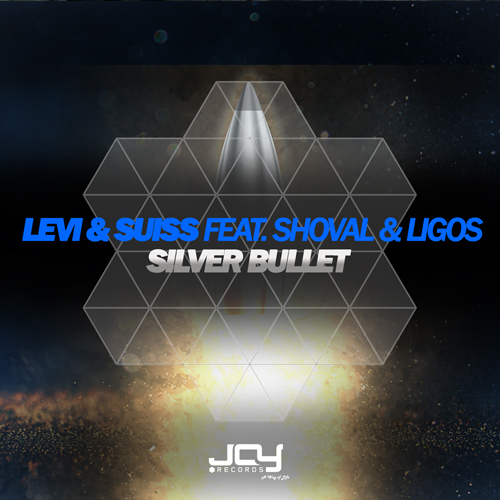 LEVI & SUISS reveal new track 'Silver Bullet' featuring SHOVAL & LIGOS
