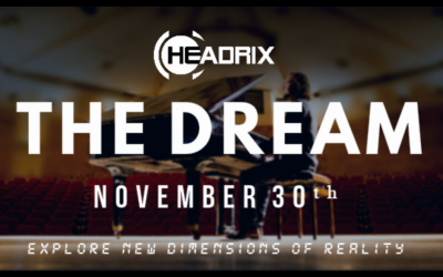 "Explore New Dimensions of Reality with Headrix's New Single ""The Dream"""