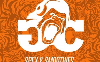 Attention – Spex & Smoothies  OUT NOW ,2016