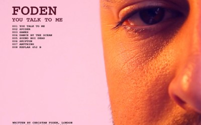 """Invigorate the Mind, Body and Spirit with Foden's Electrifying New Album """"You Talk to Me"""""""