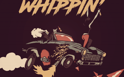Donny Blayne drops new supercharged single Whippin'