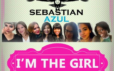 "Sebastian Azul drops empowering New Single ""I'm the Girl"""
