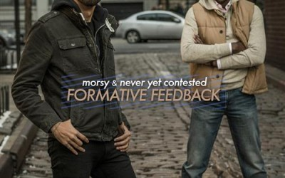 "Morsy and Never Yet Contested present their new album ""Formative Feedback"""