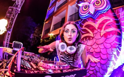 DJ Miss Tara takes dance to new levels with her latest video 'Save Your Life'