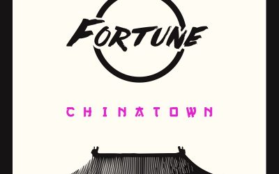 Good FORTUNE will surely come from this cookie upon the release of the 'CHINATOWN' EP
