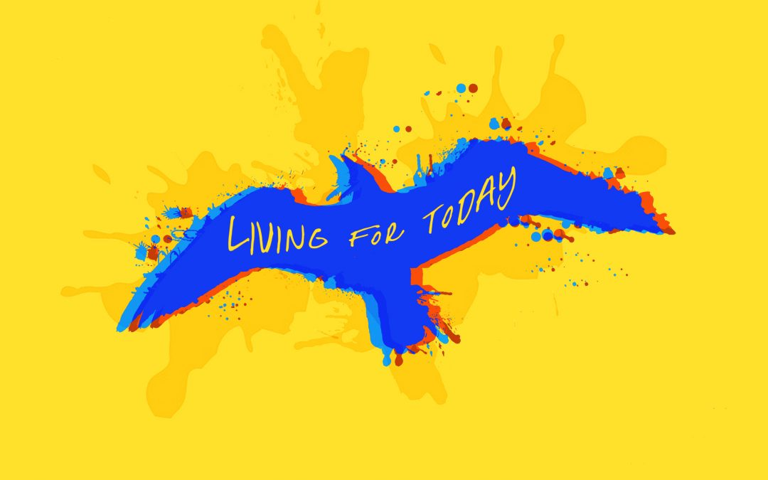 When you know, you know! That's why Samzy is 'Living for Today'