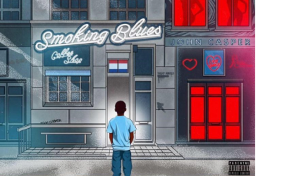 "Turn the Lights Down Low with John-Casper's Mind Expanding ""Smoking Blues"" EP"