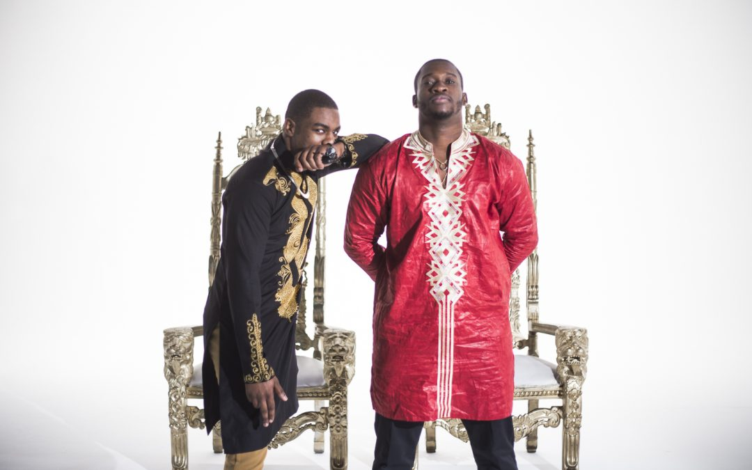 Philadelphia  Hip Hop duo Tii215 Release 'Becuz'