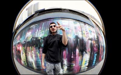 Interdisciplinary South London Hip hop/Lo-Fi/Grime Artist Assemblist Releases 'Vociferous Sly'