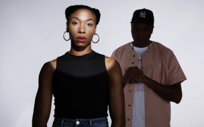Sizzling' Hot Brother and Sister duo are most definitely keeping it the family, with this sweet R&B/Afrobeat release called 'Flex on The Beat'.