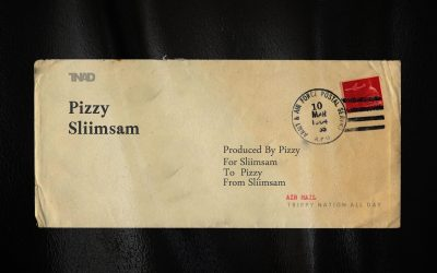 A totally no-nonsense situation and Sliimsam on his brand-new release 'Pizzy' doesn't disappoint.