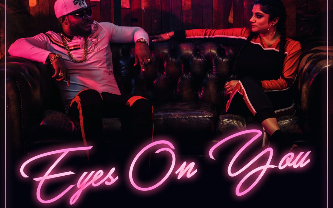 KC POZZY & SUMAN –  'Eyes on You', Produced by Ayo Beatz