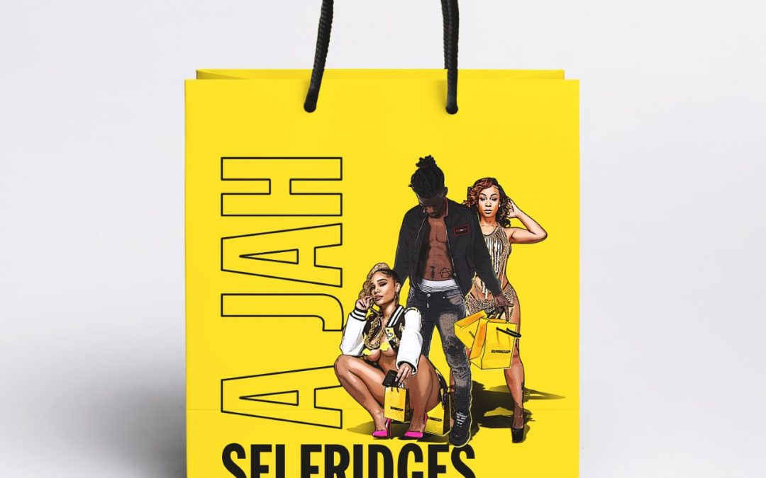 Young London Based Unsigned artist A Jah Releases 'Selfridges'