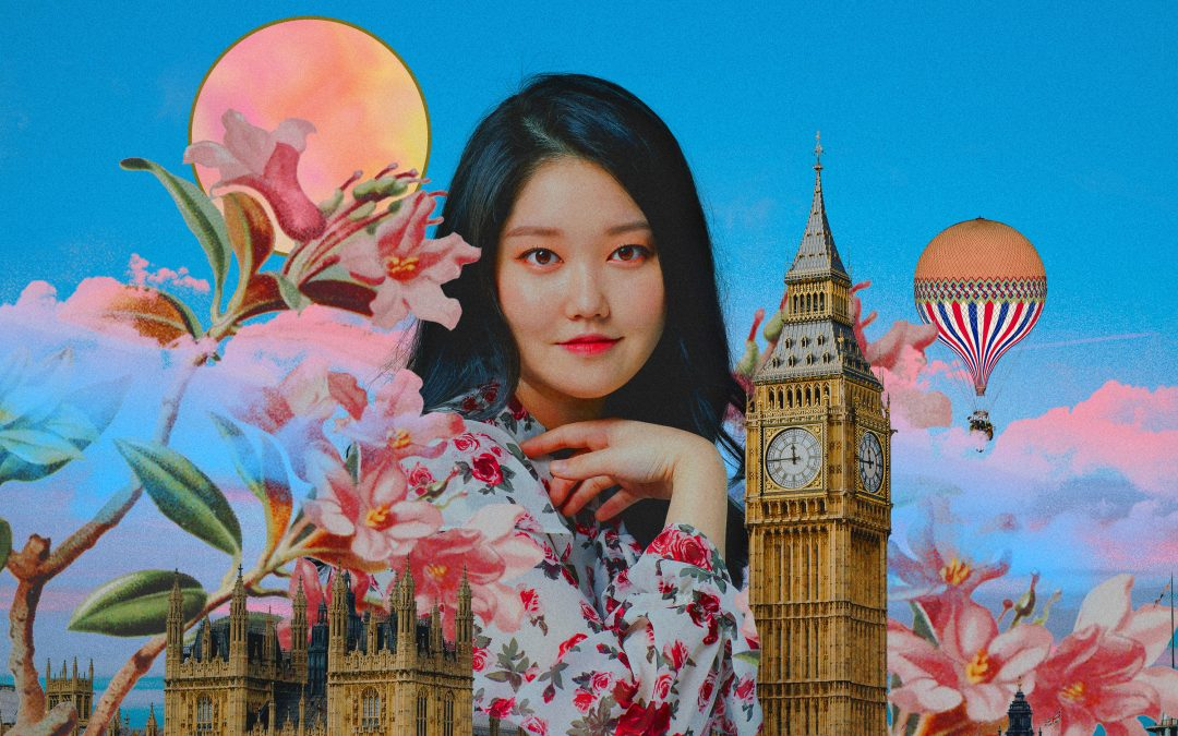 R&B Soul Singer Grace Kim From London Releases 'You Make Me Believe'