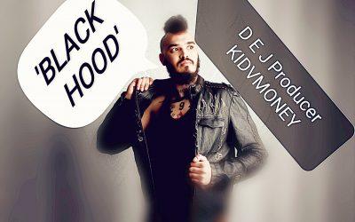 London Artist KIDVMONEY Drops His New Single 'Black Hood'