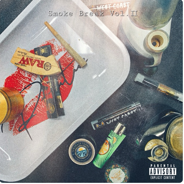 Miami's Avidix Releases His New E.P 'Smoke Break Vol 2'