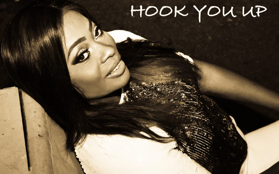 London Vocalist Releases 'Hook you up'