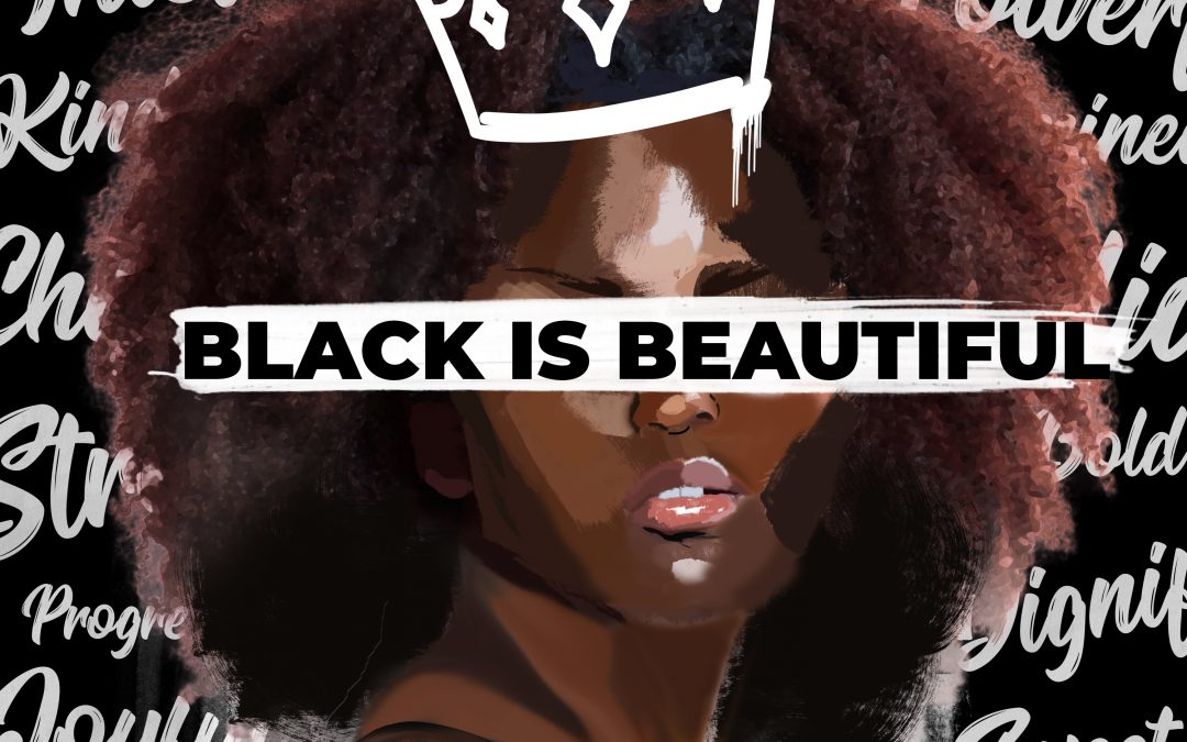 South London Artist Tayo D Releases 'Black is Beautiful'