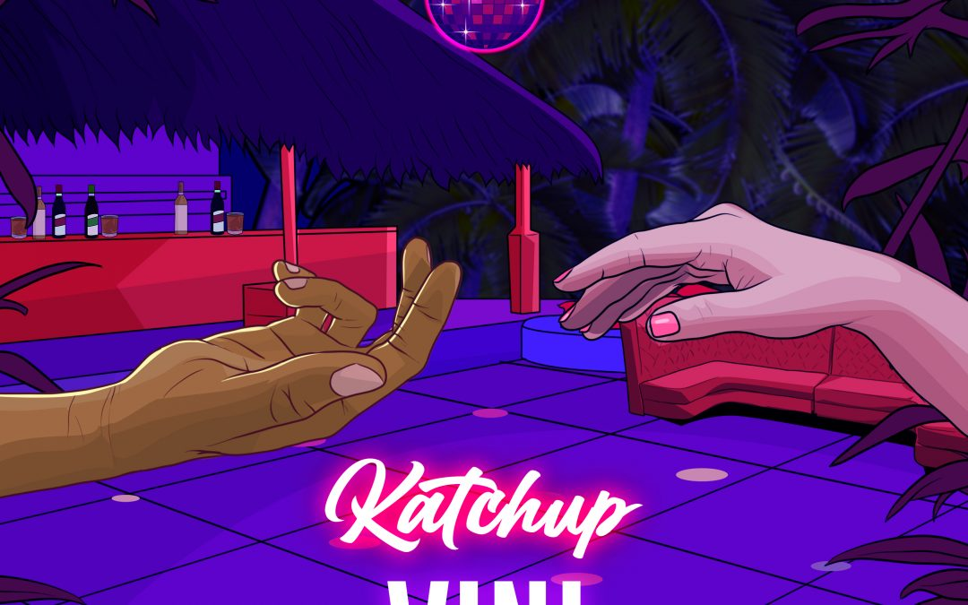 Haitian-American Artist KatchUp to Release 'Vini' on TuGetta Records January 1st 2021