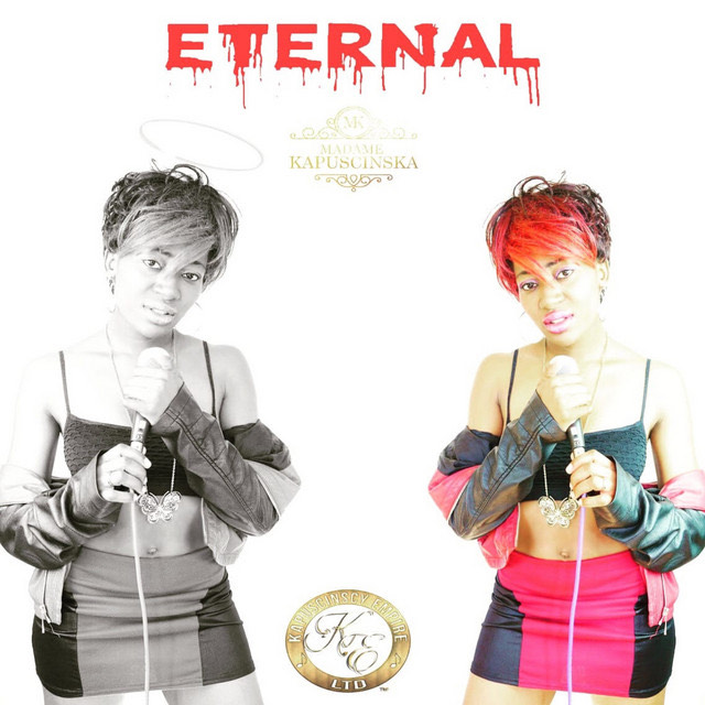 Letitia Antoinette AKA Madame Kapuscinska Release 'Eternal E.P' OUT NOW.
