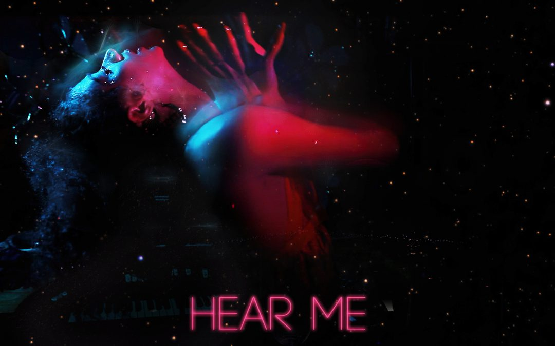"""Aprilfoolchild  latest single """"Hear Me"""" continues with the theme of sensual breezy vocals on a bed of soulful house & electro pop"""