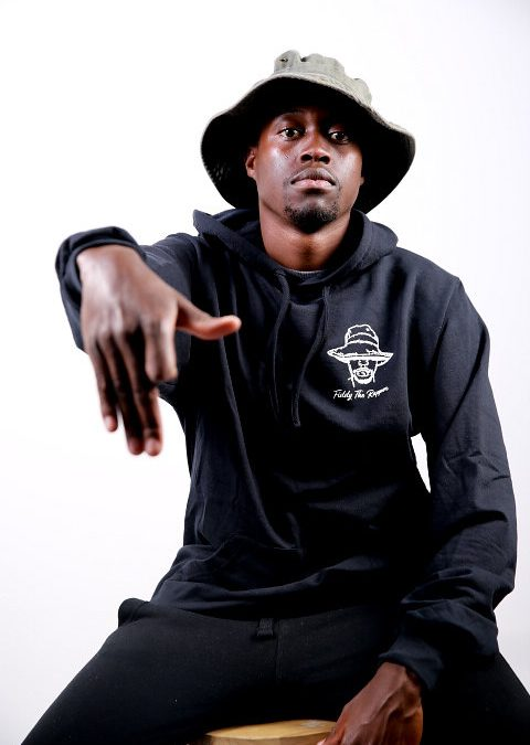 Fiddy the Rapper. A youngblood from Windhoek City, Nambia with his debut release, a mixtape 'The Freshmann'.