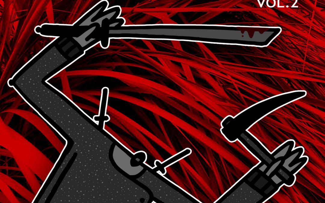 Charodey Jeddy Drops his New Album Titled – Phat Ninja Vibes, Vol 2
