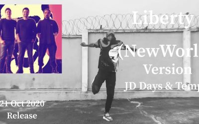 UK Artist JD Days Releases 'Liberty' on 2020 Days Records